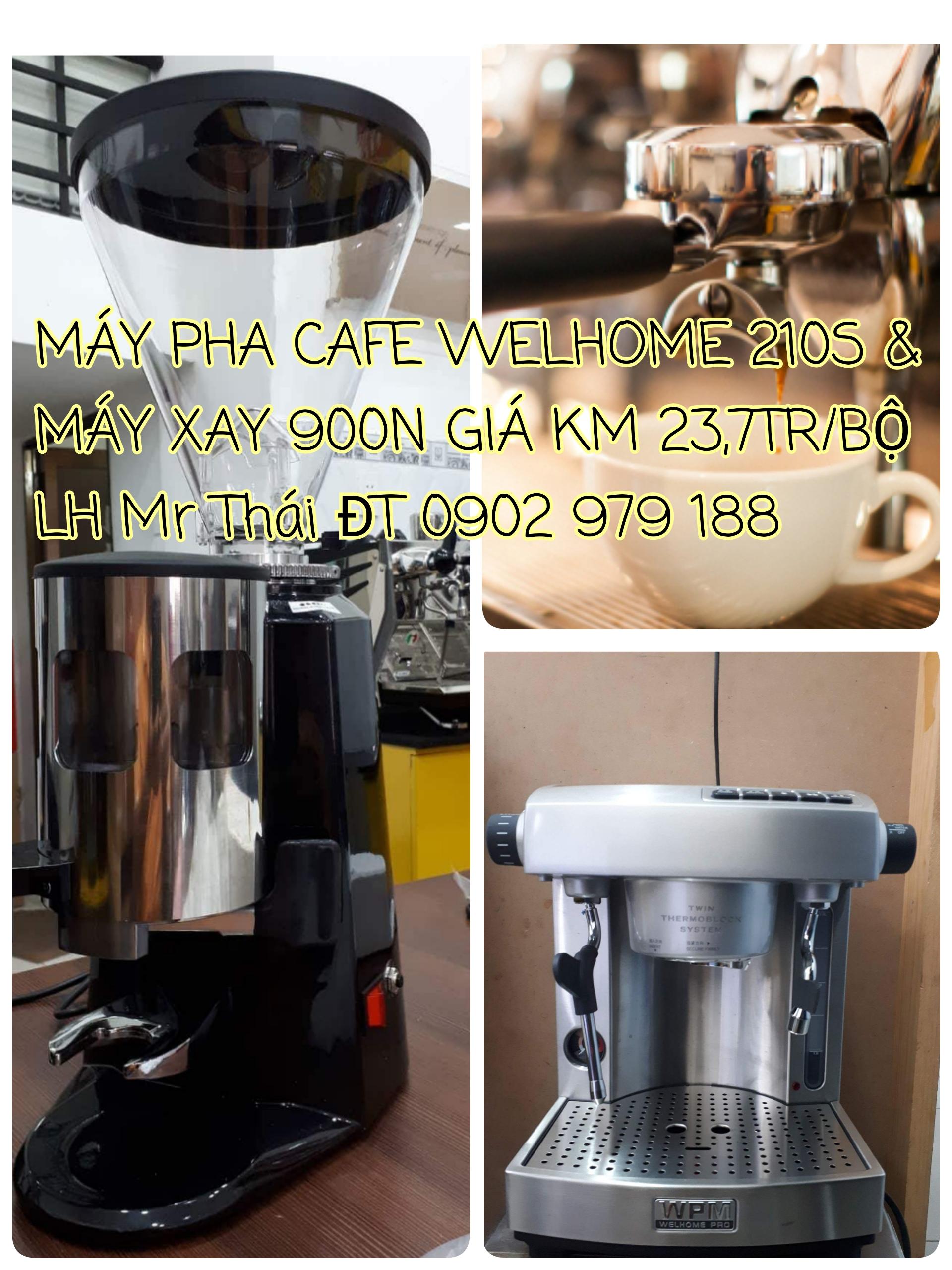 Chọn Máy Pha Cafe Cho Quán Nhỏ, phù hợp Cafe take away.