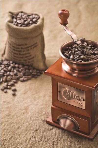 bí quyết xay cà phê