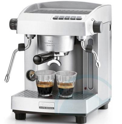 may pha ca phe espresso welhome