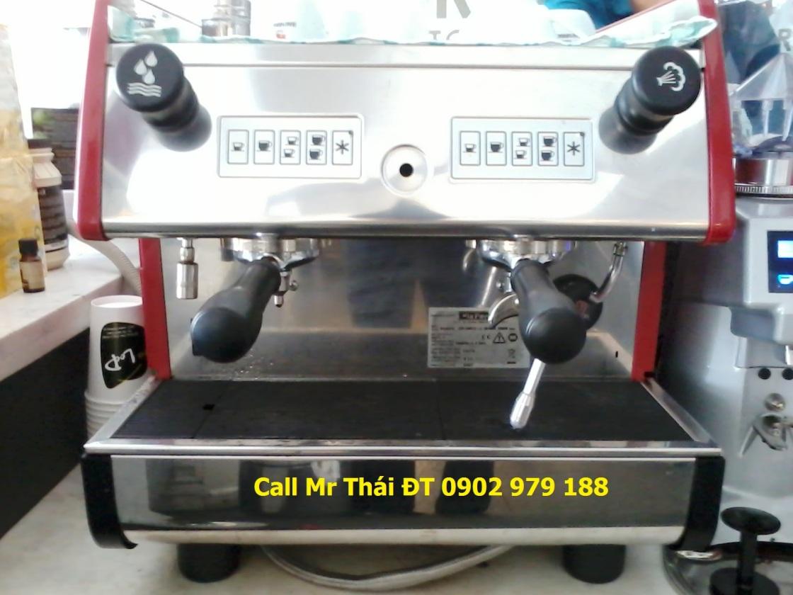 thanh lý máy pha cà phê La pavoni